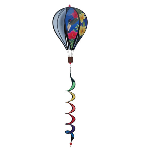 Hanging Twisters and Hot Air Balloons
