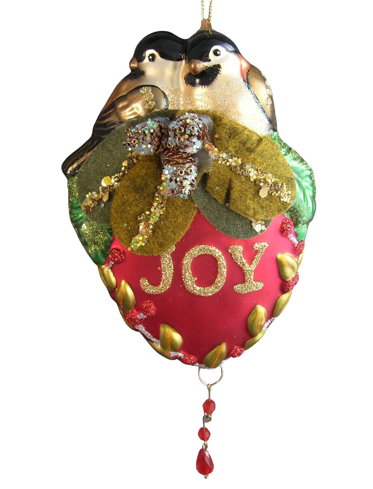 Chickadees of Joy Ornament