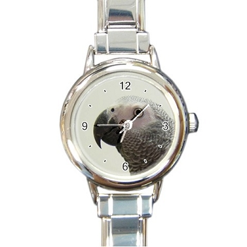 African Grey Ladies Watch