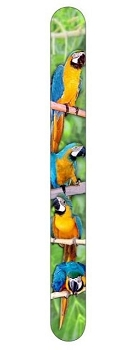 Blue Macaws Nail File