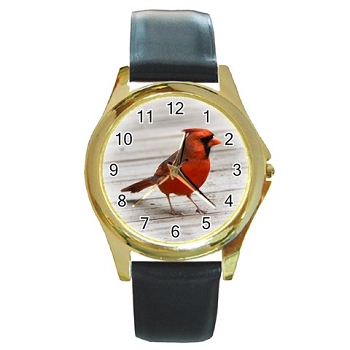 Cardinal Gold-Tone Watch
