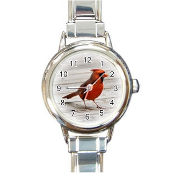 Cardinal Ladies Charm Watch