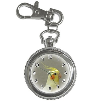 Cockatiel Key Chain Watch