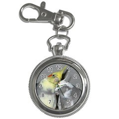 Cockatiels Key Chain Watch