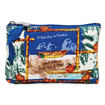 Day on Vacation Parrot Bag