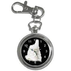 Goffin's Cockatoo Key Chain Watch