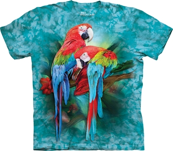 Green-Wing Macaws T-Shirt