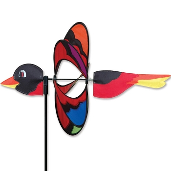 Rainbow Bird Whirlywing Spinner