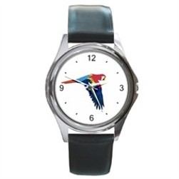 Scarlet Macaw Watch