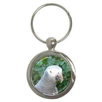 Timneh African Grey Key Chain