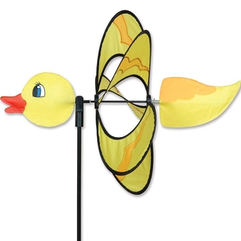 Yellow Ducky Whirlywing Spinner