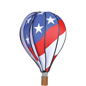 Patriotic Hot Air Balloon - Large