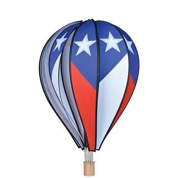 Patriotic Hot Air Balloon - Jumbo