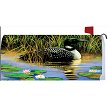 Loon Mailbox Cover